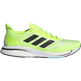 adidas Supernova + Shoes Men, solar yellow/core black/clear aqua